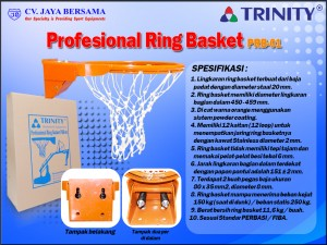 ring basket profesional, profesional ring basket, ring basket, ring basket portabel, ring basket portable, ring basket untuk anak, ring bola basket, tinggi ring basket, ukuran ring basket, ukuran papan pantul basket, harga ring basket