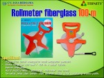 Rollmeter 100m fiberglass