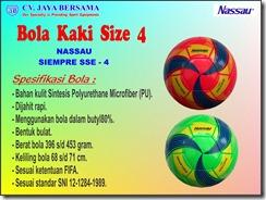 bola kaki no 4, bola tendang, bola kaki size 4, bola sepak, bola sepak size 4